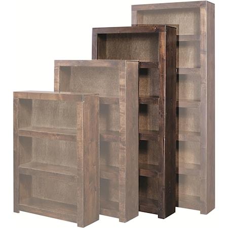 72 Inch Bookcase