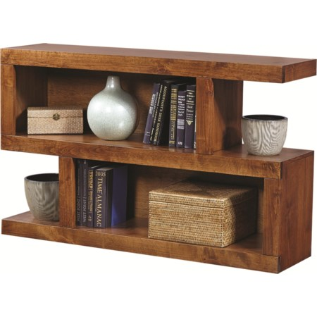 Alder Woods Console Table