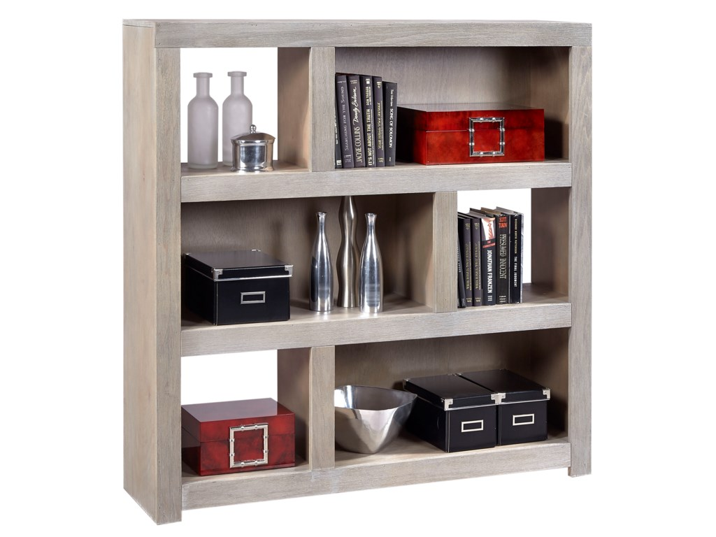 Aspenhome Contemporary Driftwood49 Inch Cube