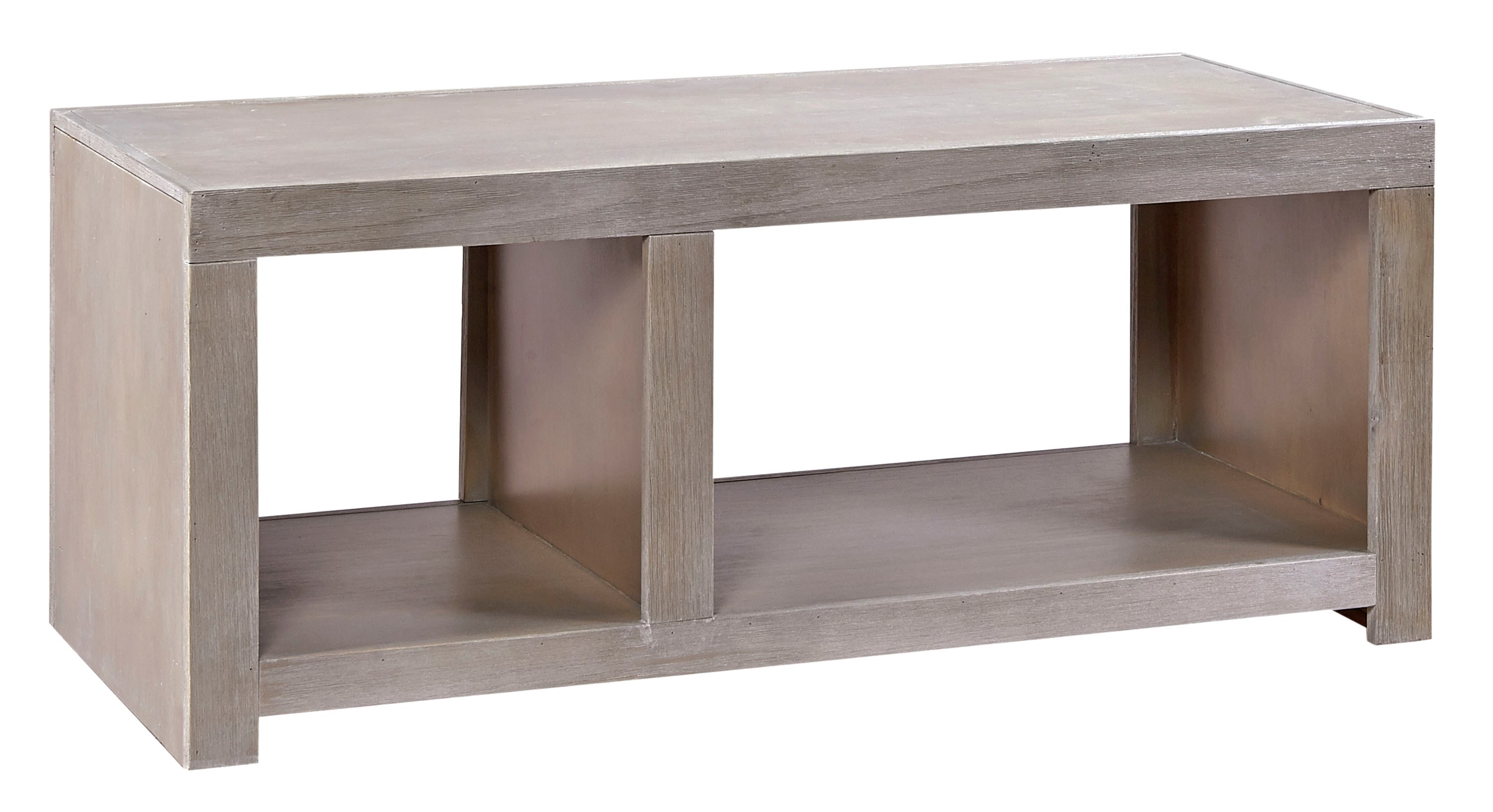 Attrayant Aspenhome Contemporary DriftwoodCocktail Table