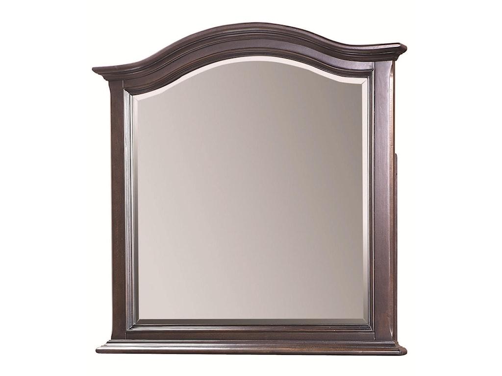 Aspenhome Copper HillArched Mirror