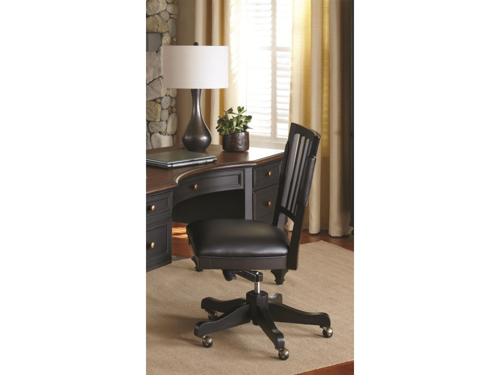 Aspenhome RavenwoodOffice Side Chair