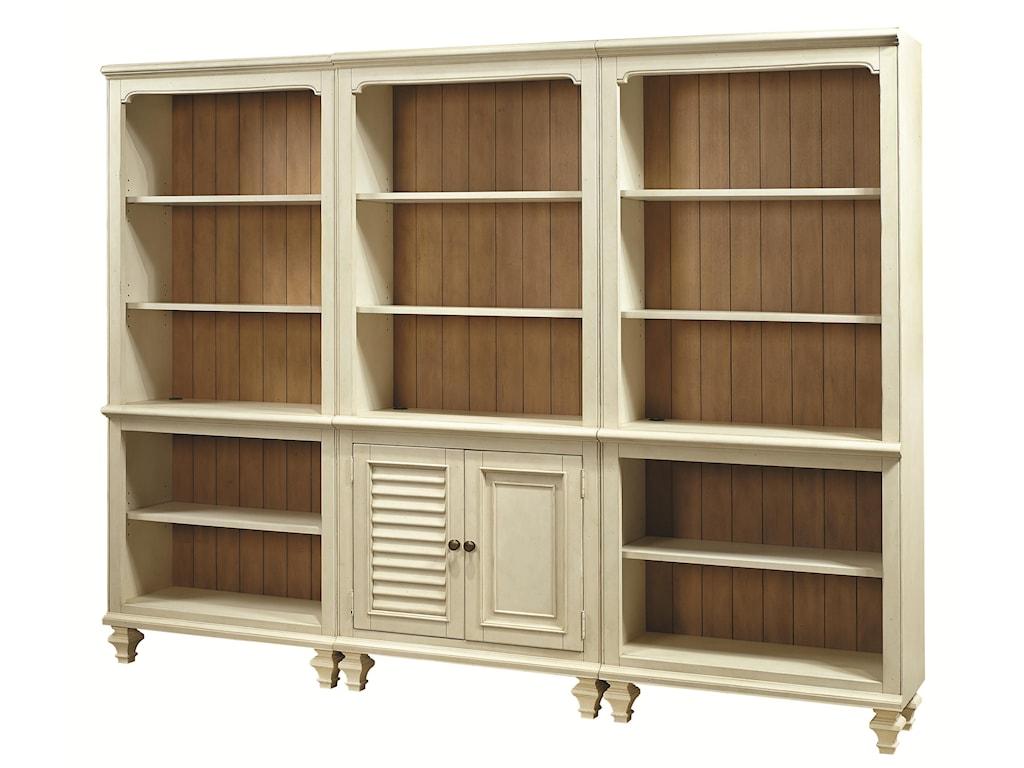 Aspenhome CottonwoodBookcase Combination