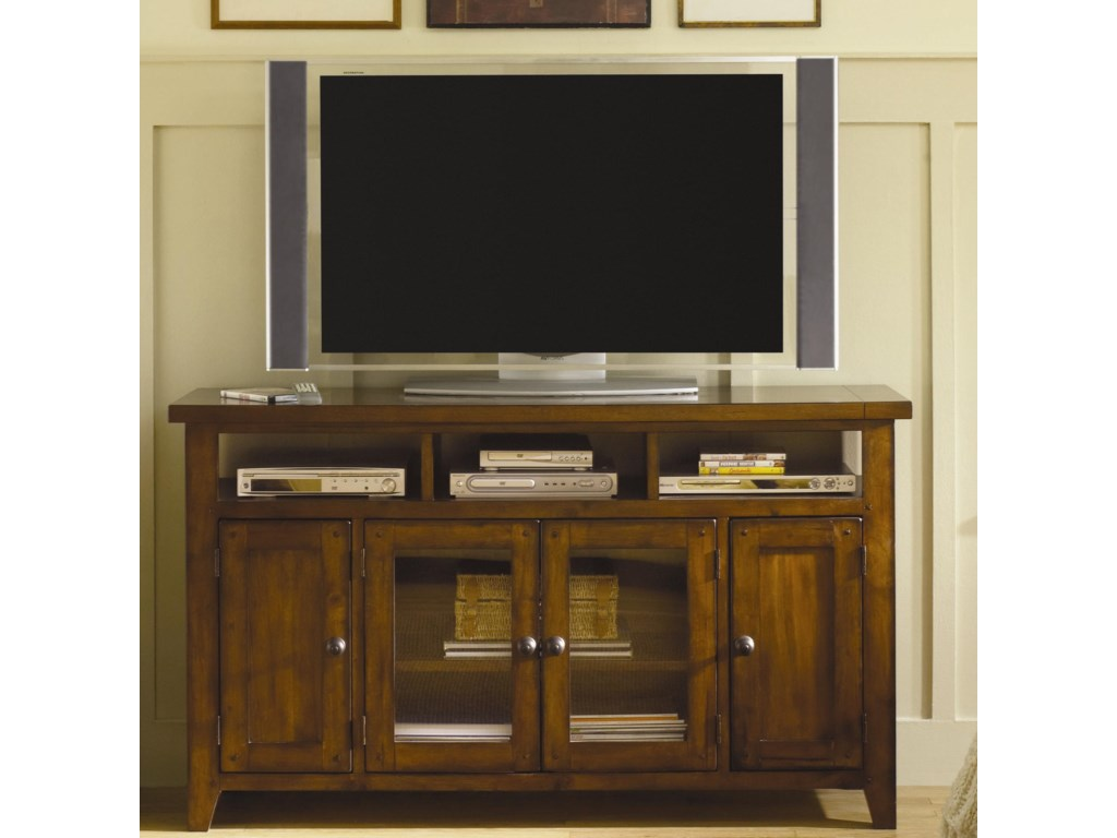 Shown with Television