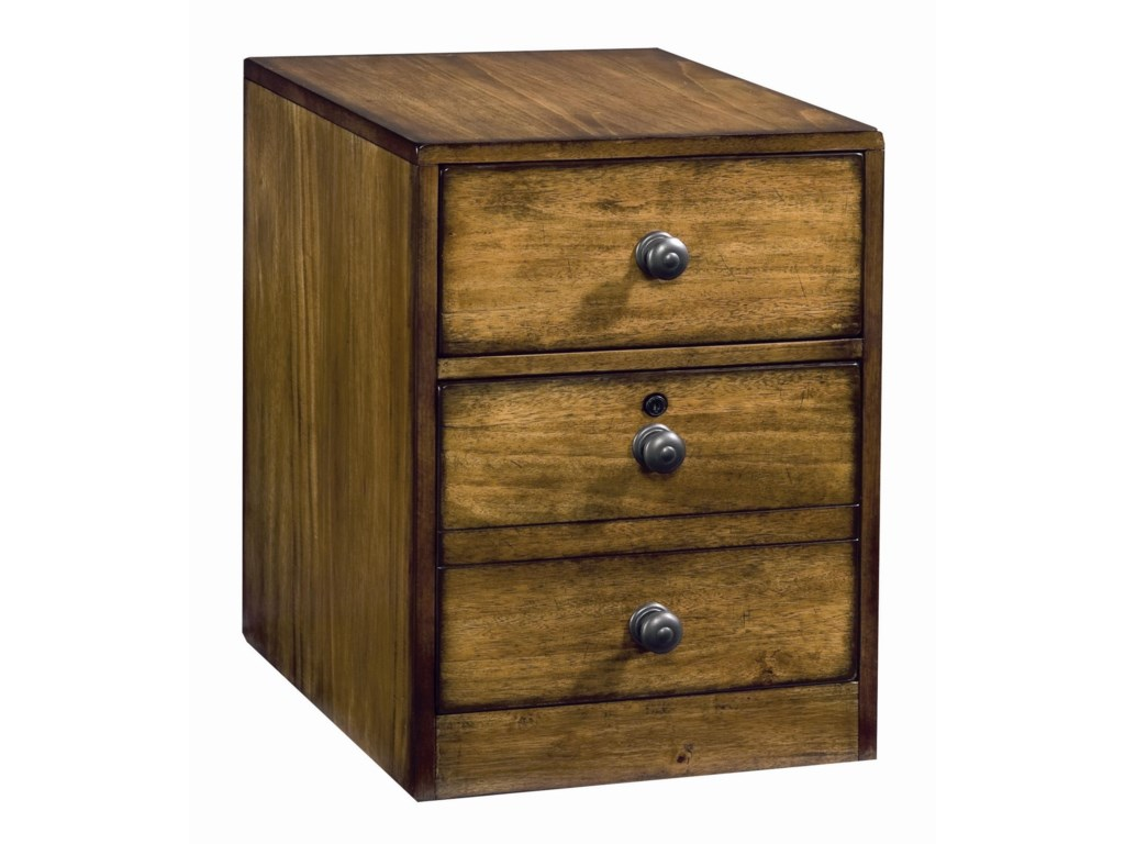 Cross Country Two Drawer Rolling File Cabinet By Highland Court