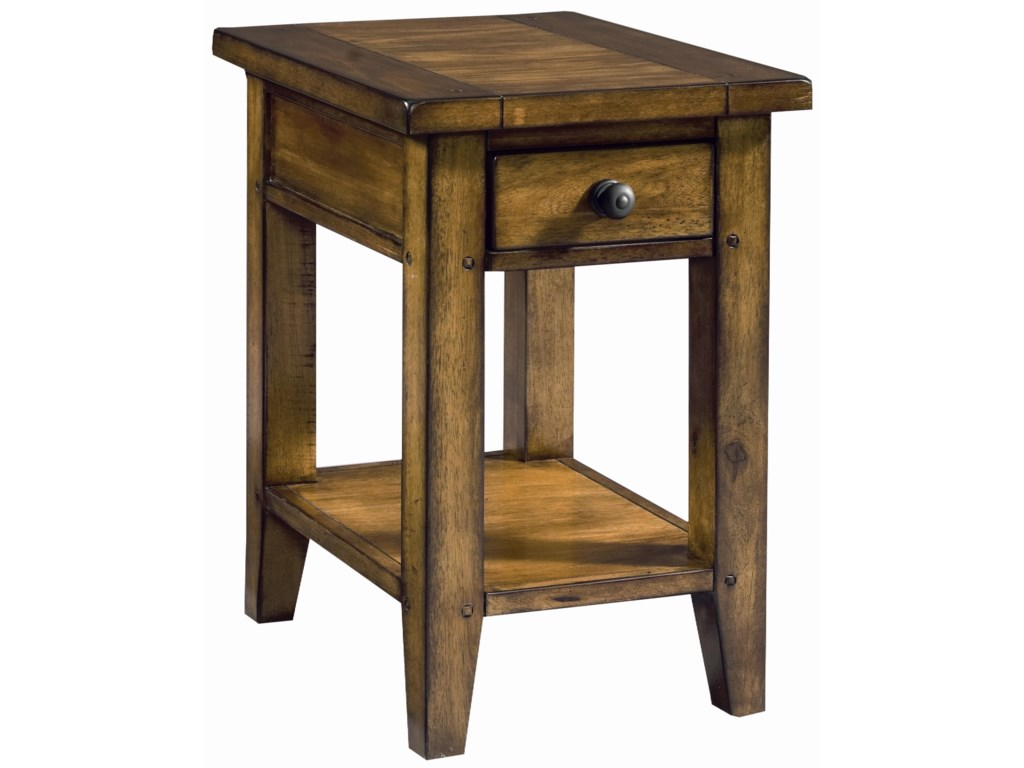 Aspenhome Cross CountryChairside Table
