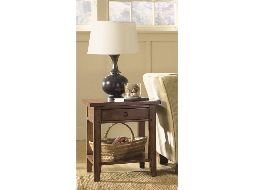Aspenhome Cross CountryEnd Table