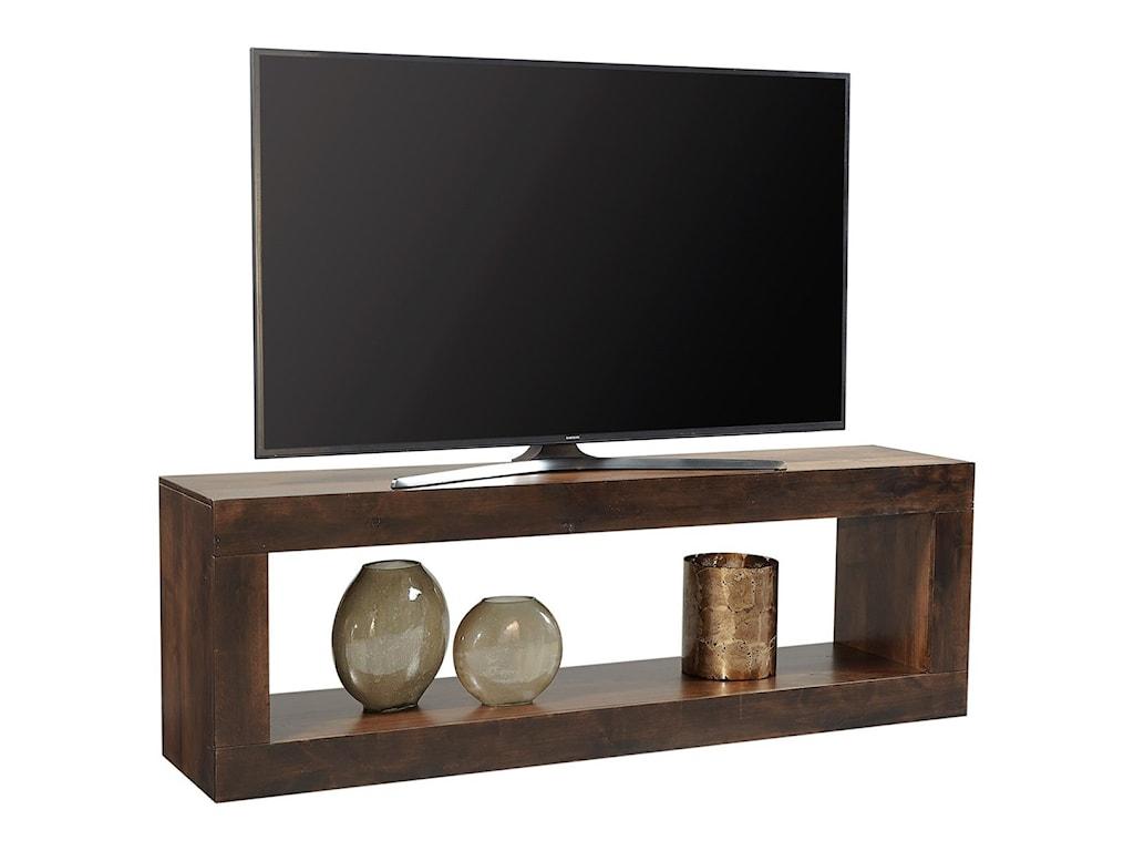 Aspenhome Nova AlderOpen Console TV Stand