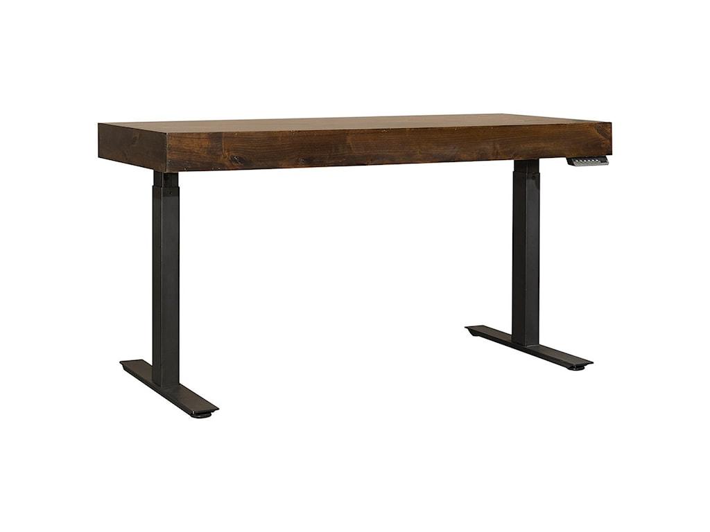 Aspenhome Nova AlderAdjustable Desk