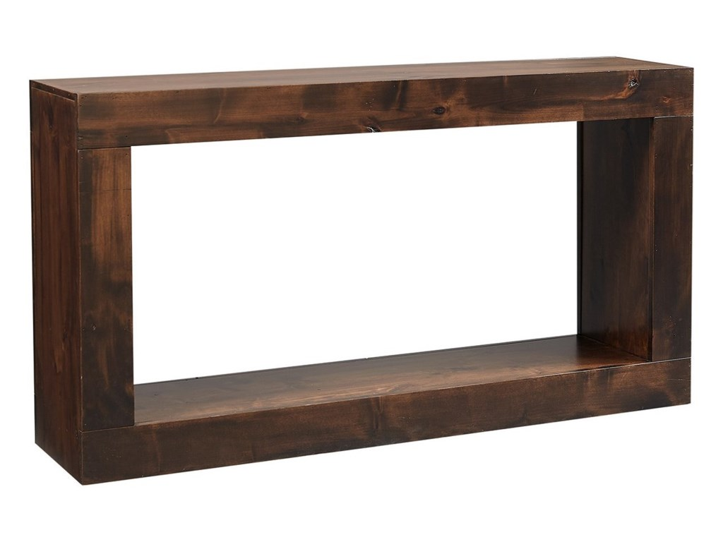 Aspenhome Nova AlderConsole Table