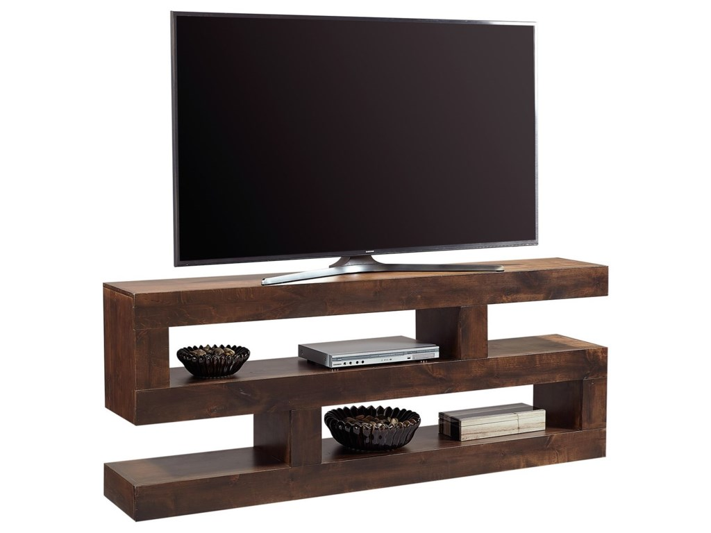 Aspenhome Nova AlderConsole Table TV Stand