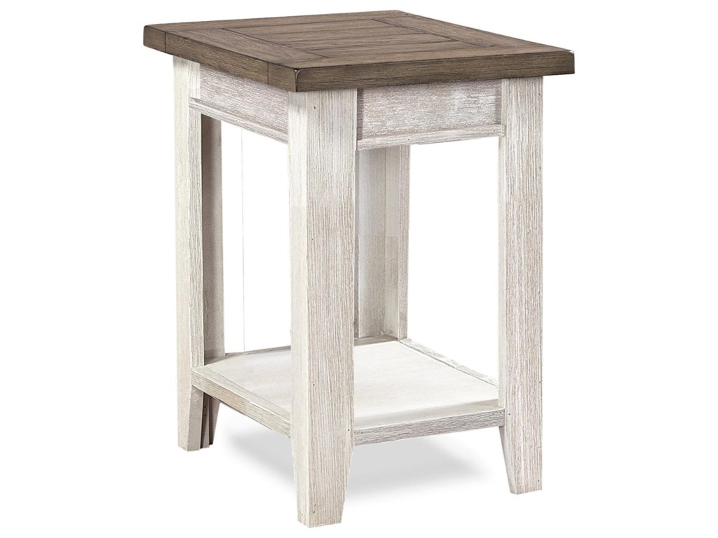 Aspenhome EastportChairside Table