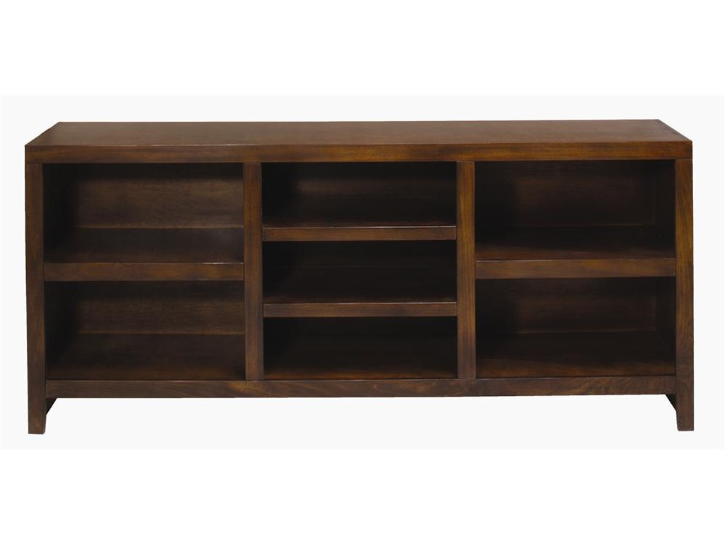 Aspenhome Essentials Lifestyle73 Inch Console & Hutch