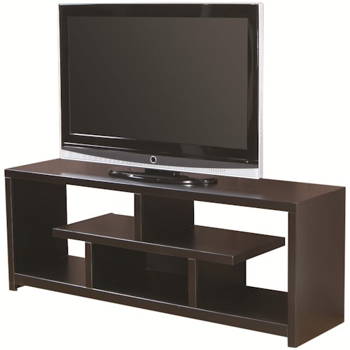 Aspenhome Essentials Lifestyle 60 Inch TV Console