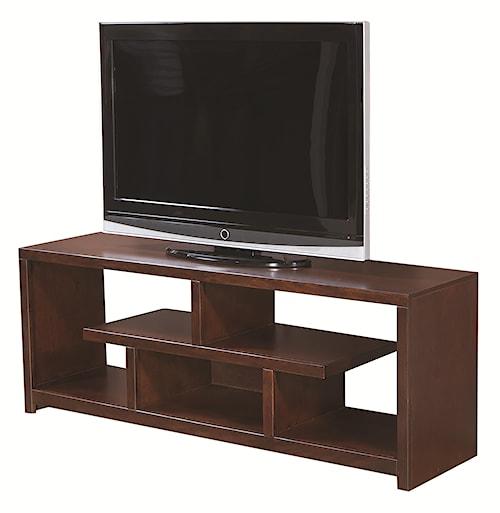 Aspenhome Essentials Lifestyle 60 Inch TV Console