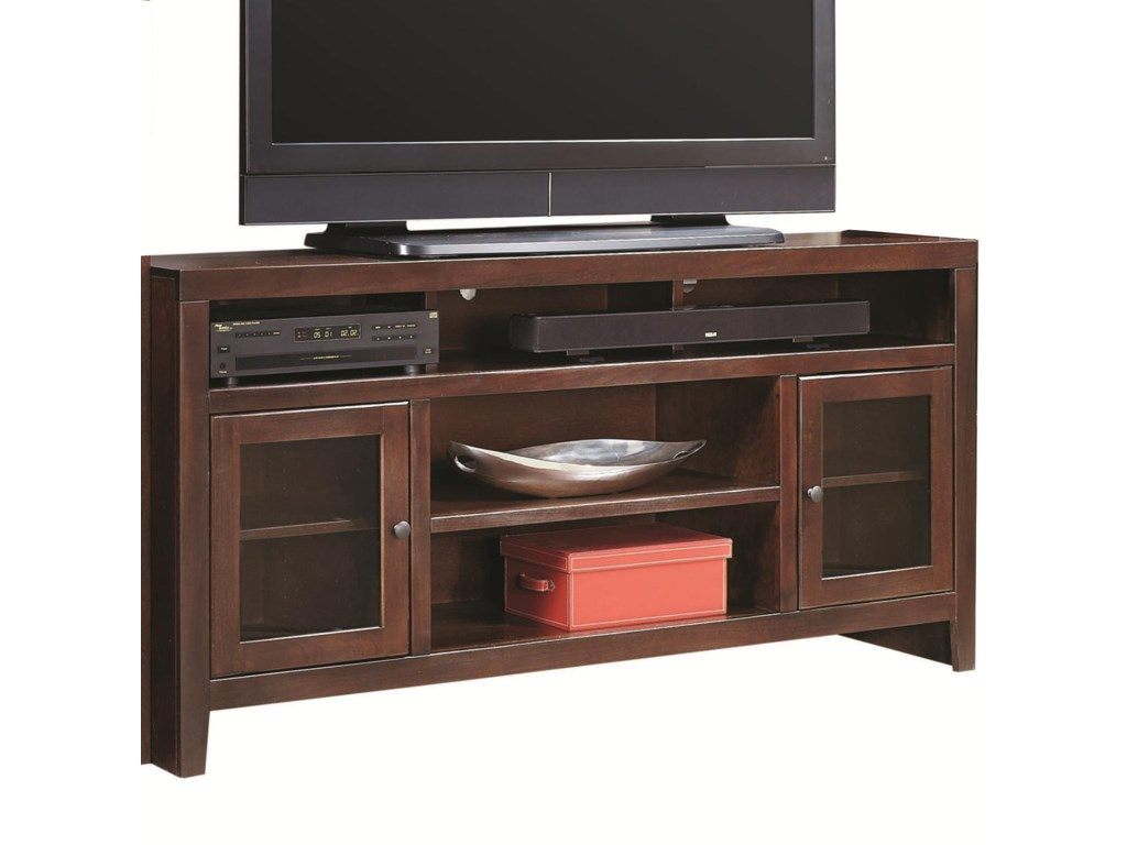 Aspenhome Essentials Lifestyle65 Inch Console