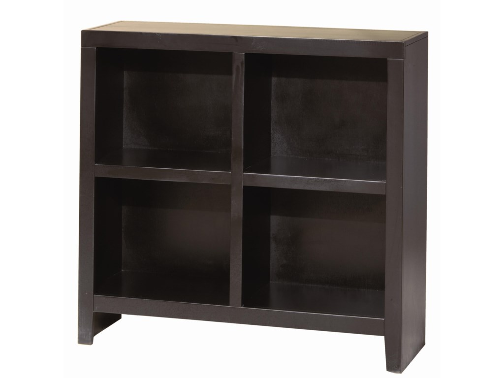 Aspenhome Essentials Lifestyle38 Inch Cube Bookcase