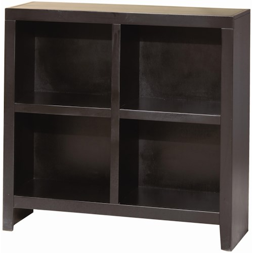 Aspenhome Essentials Lifestyle 38 Inch Cube Bookcase