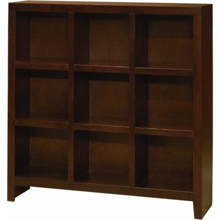 49 By 49 Inch Cube Bookcase