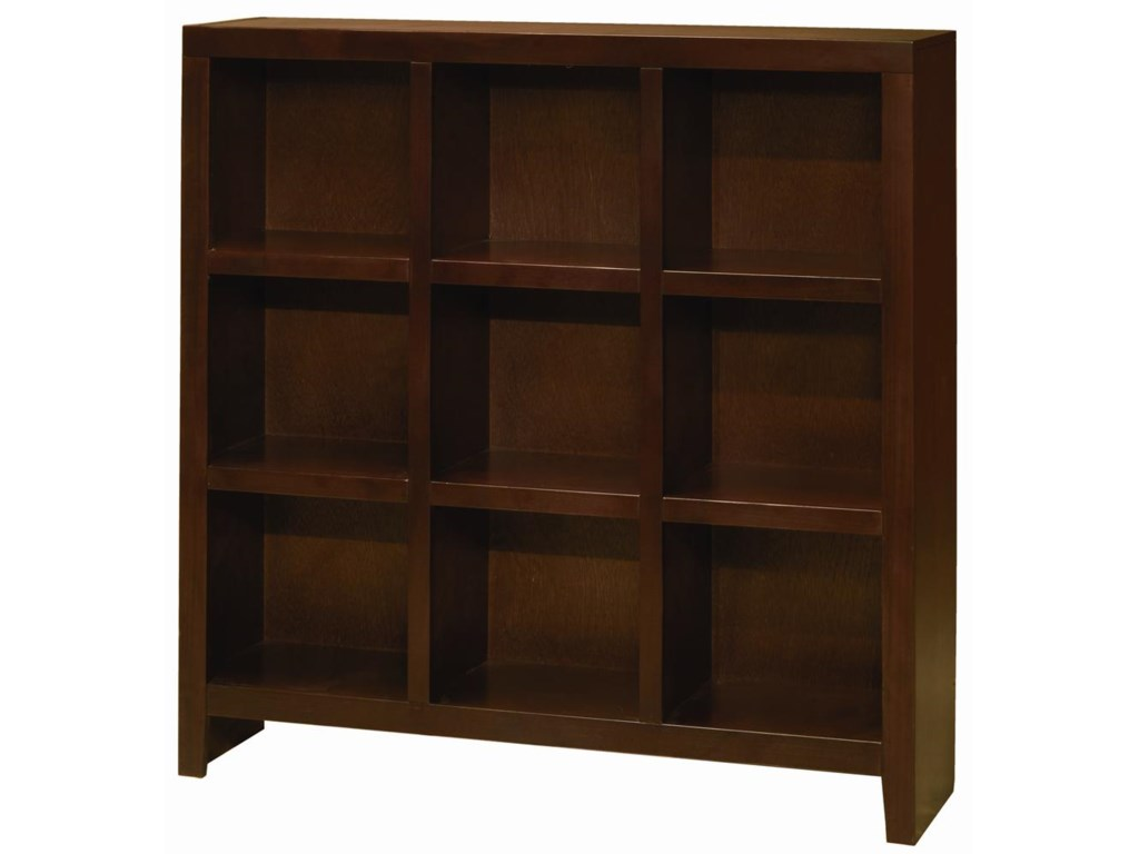 Aspenhome Essentials Lifestyle49 By 49 Inch Cube Bookcase
