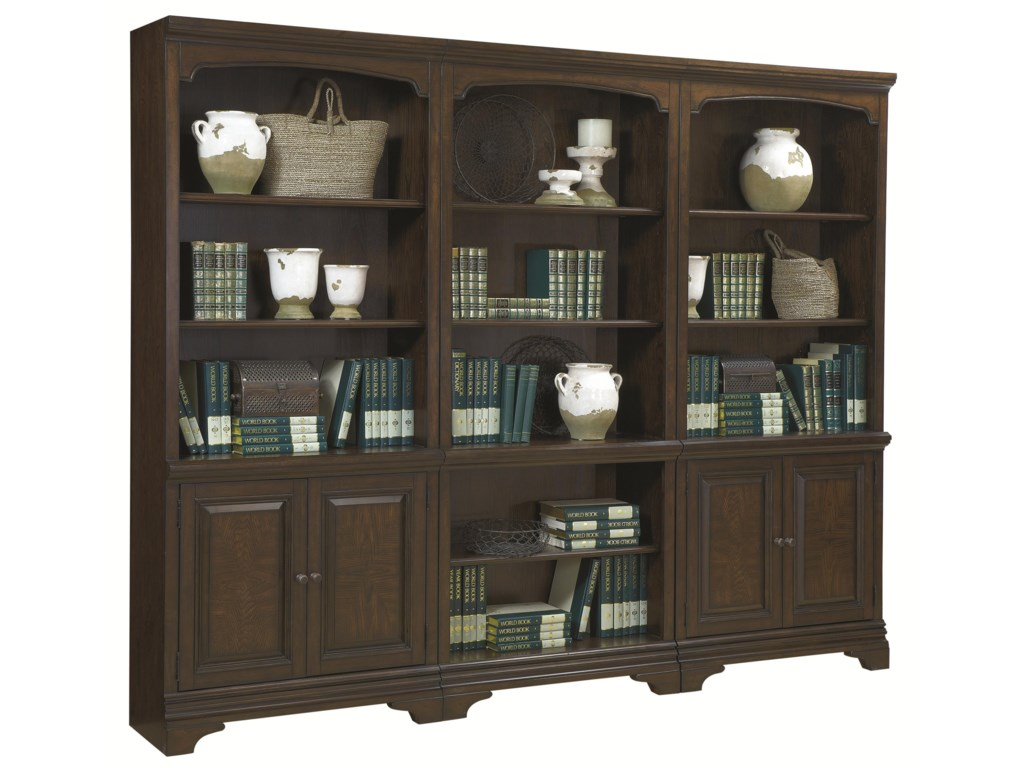 Aspenhome Essex3 Piece Bookcase