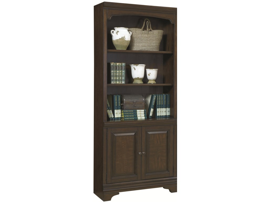 Aspenhome Essex2 Door Bookcase