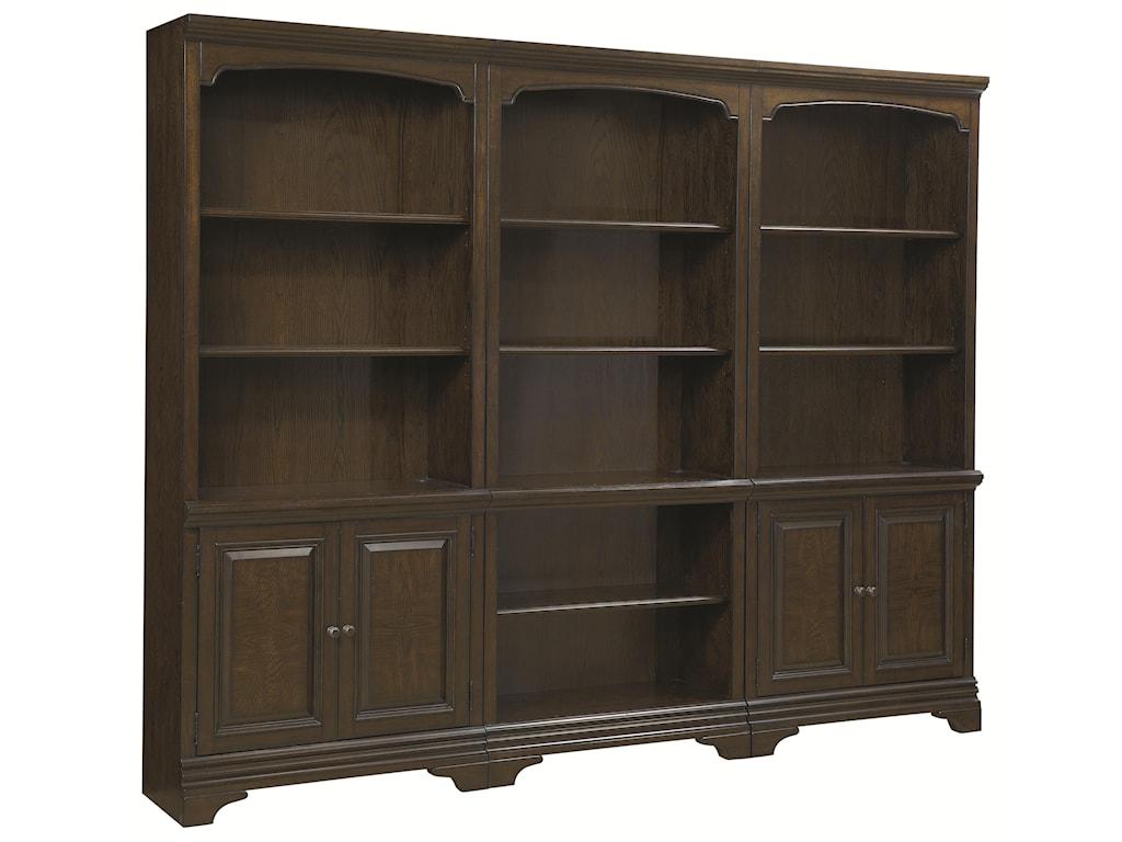 Aspenhome EssexOpen Bookcase