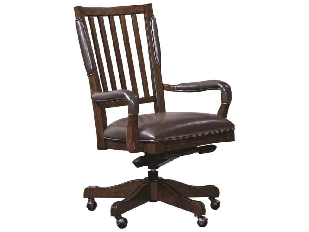 Aspenhome EssexOffice Arm Chair