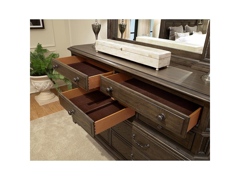 Aspenhome FoxhillMaster Dresser
