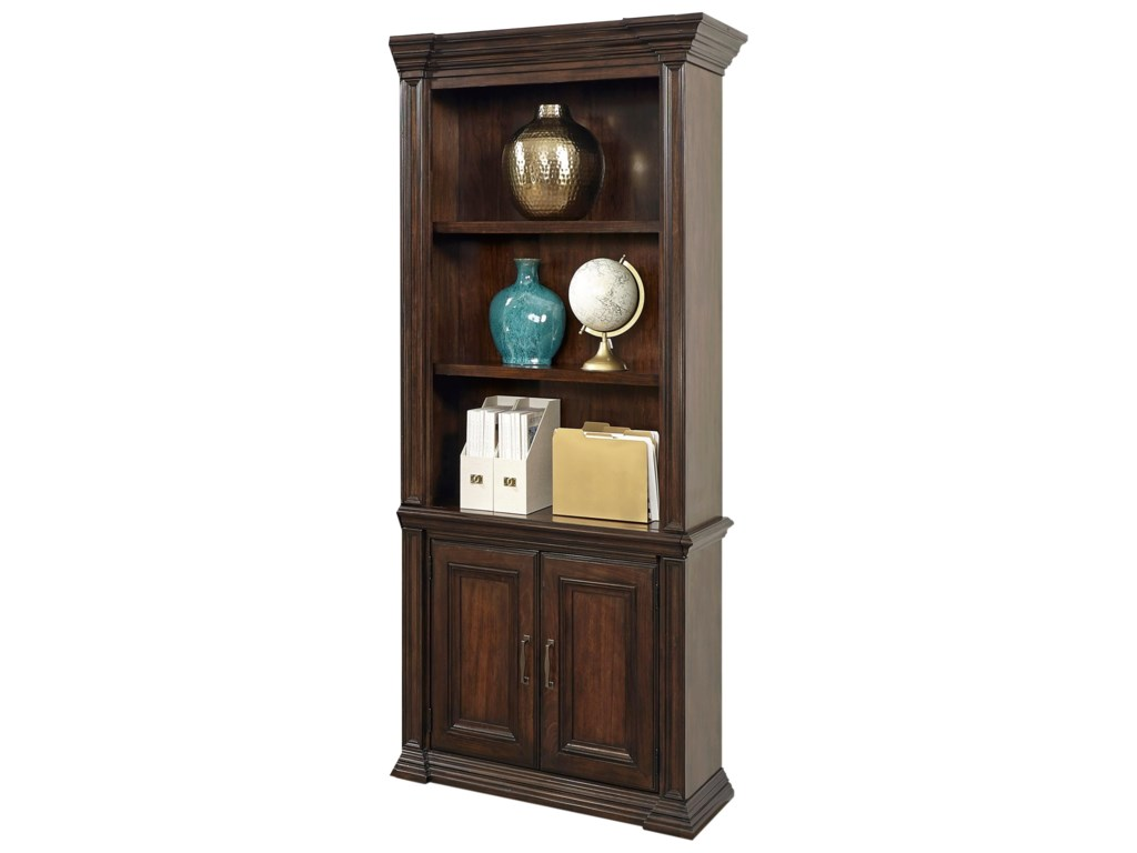 Aspenhome (Clackamas Store Only) Grand ClassicDoor Bookcase