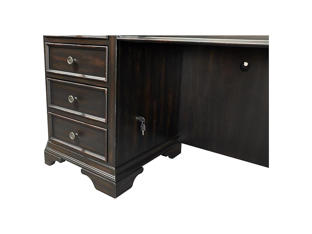 Aspenhome HamptonCredenza Desk