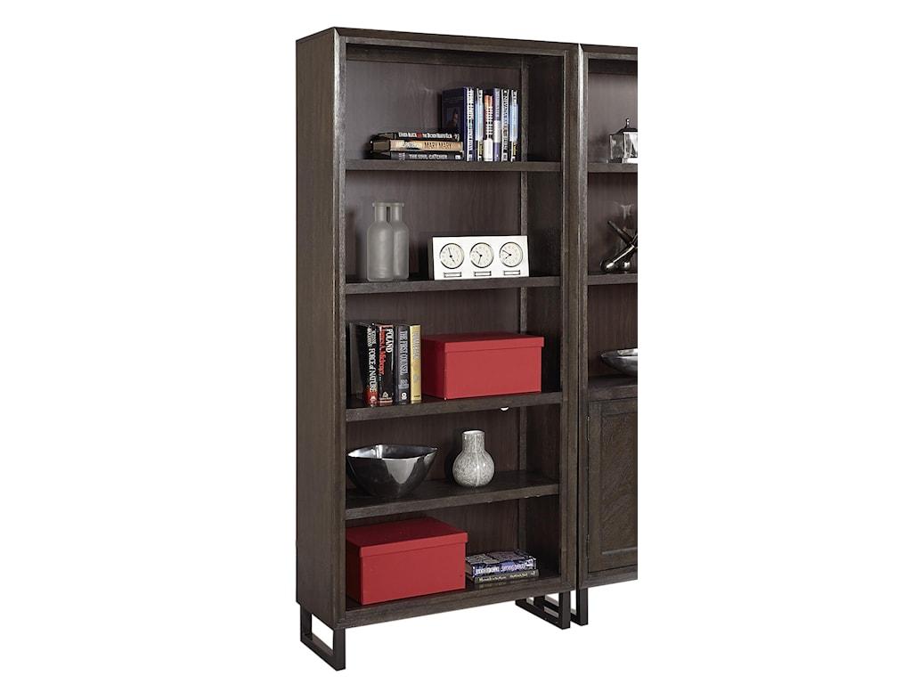 Aspenhome Harper PointOpen Bookcase