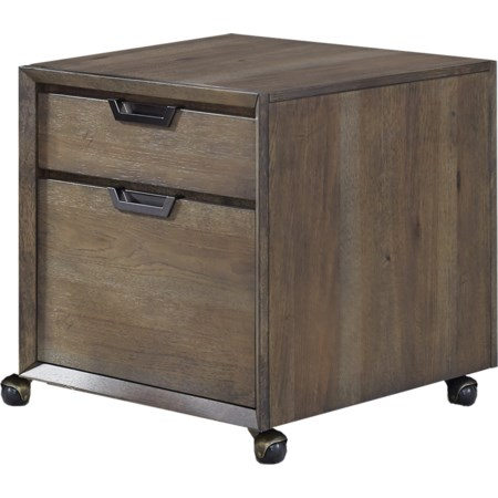 Scout Rolling File Cabinet