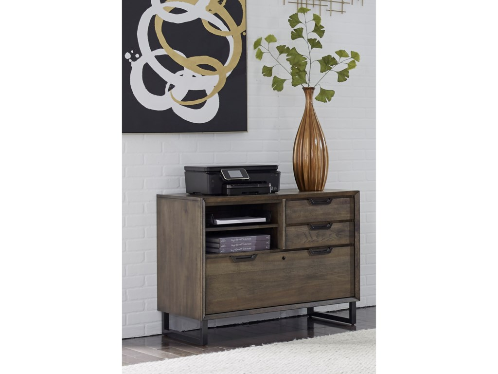 Highland Court Harper PointCombo File Cabinet