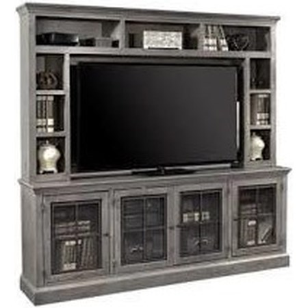 "Hillstead 84"" Entertainment Center"