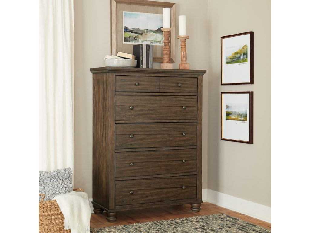 Aspenhome Hudson ValleyChest of Drawers