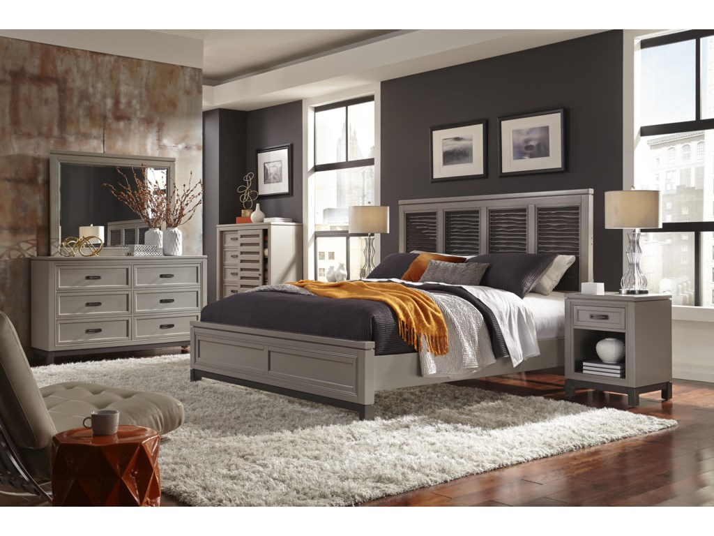 Aspenhome Hyde ParkQueen Bedroom Group