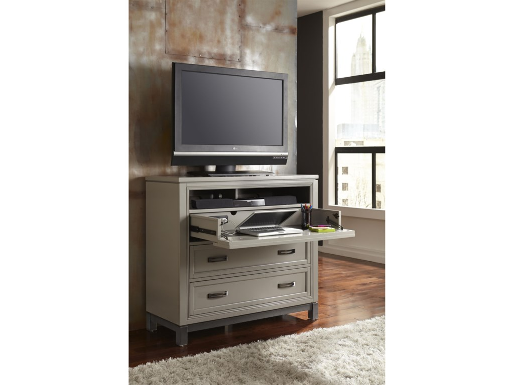 Aspenhome Hyde ParkEntertainment Chest