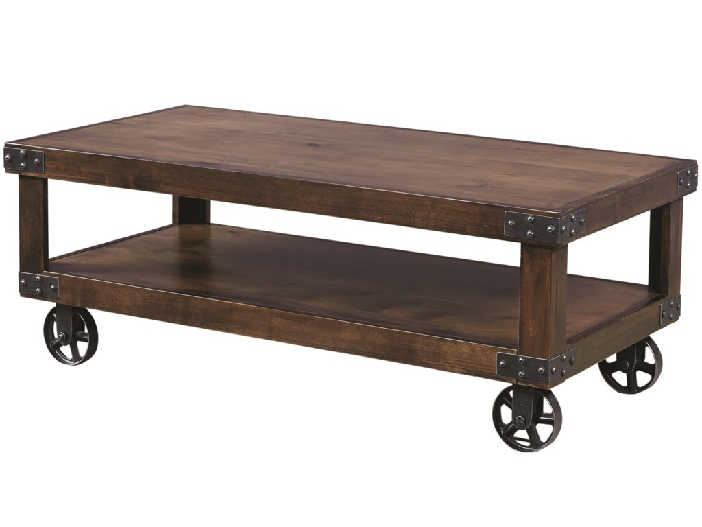 Aspenhome IndustrialCocktail Table