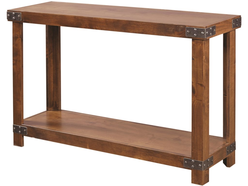 Aspenhome IndustrialSofa Table