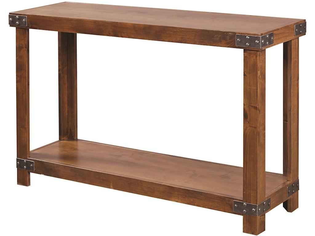 Aspenhome IndustrialSofa Table