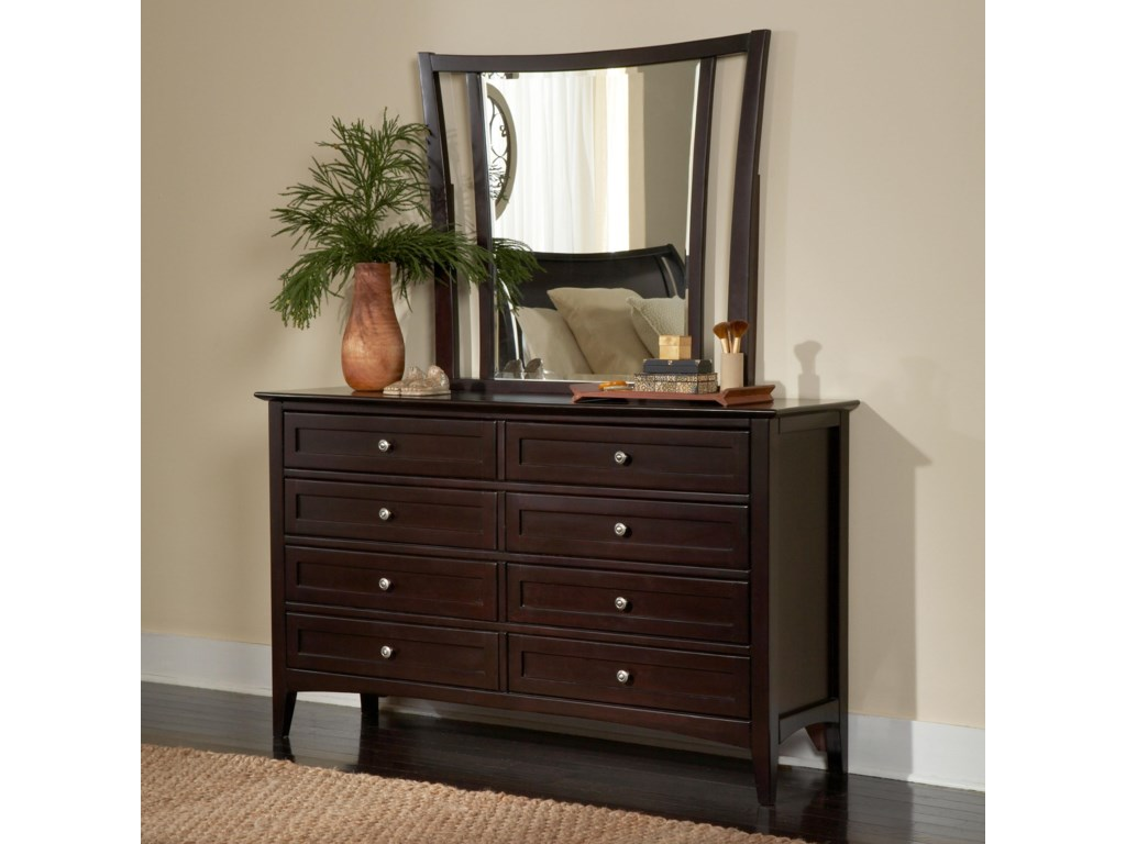 Shown with Double Dresser