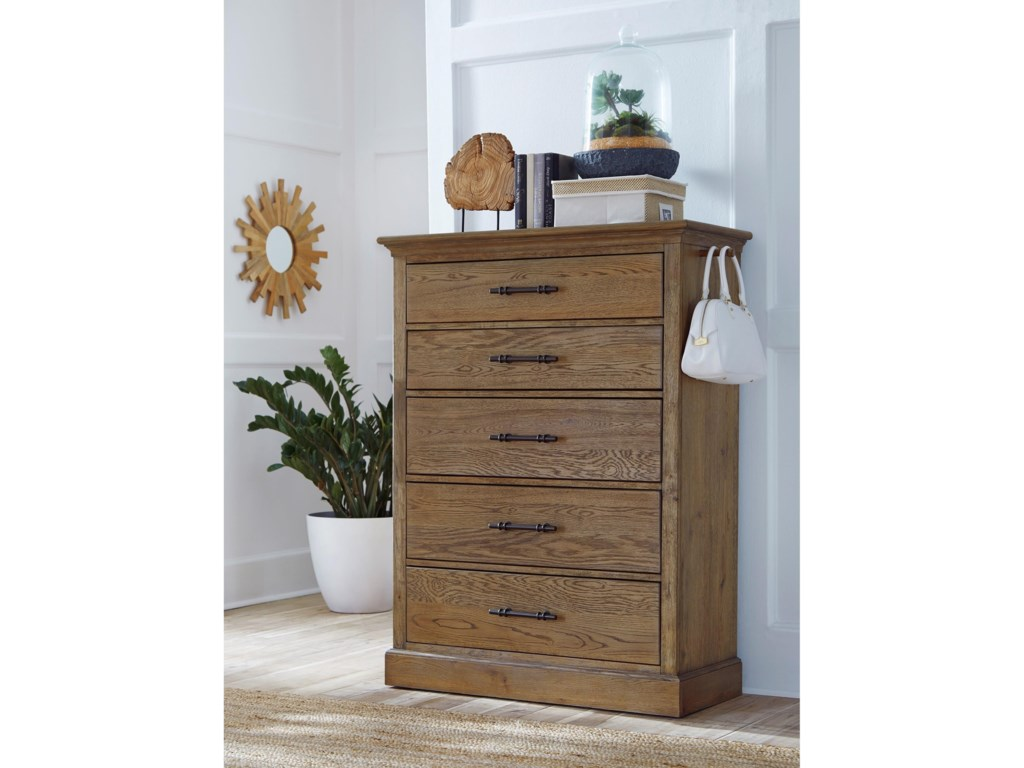 Aspenhome Manchester5 Drawer Chest
