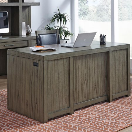 "Moreno 66"" Executive Desk"