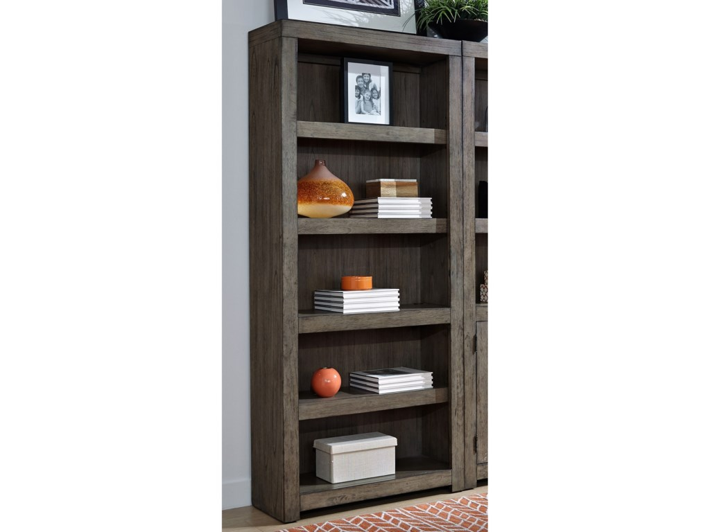 Highland Court MorenoOpen Bookcase