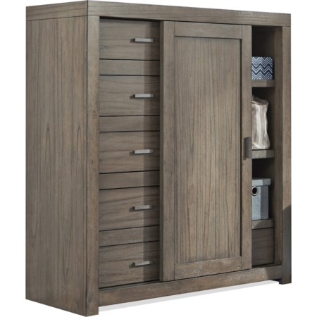 Moreno Sliding Door Chest