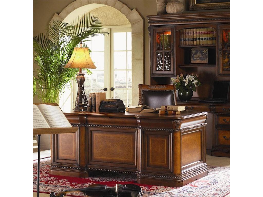 Aspenhome Napa Napa 72-Inch Executive Desk
