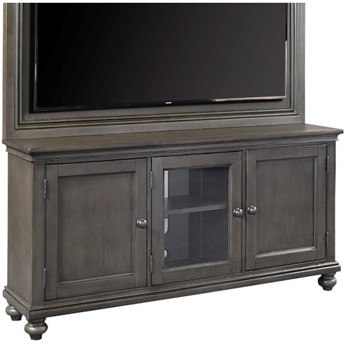 Aspenhome Oxford 65 Tv Stand With Adjustable Shelves Wayside
