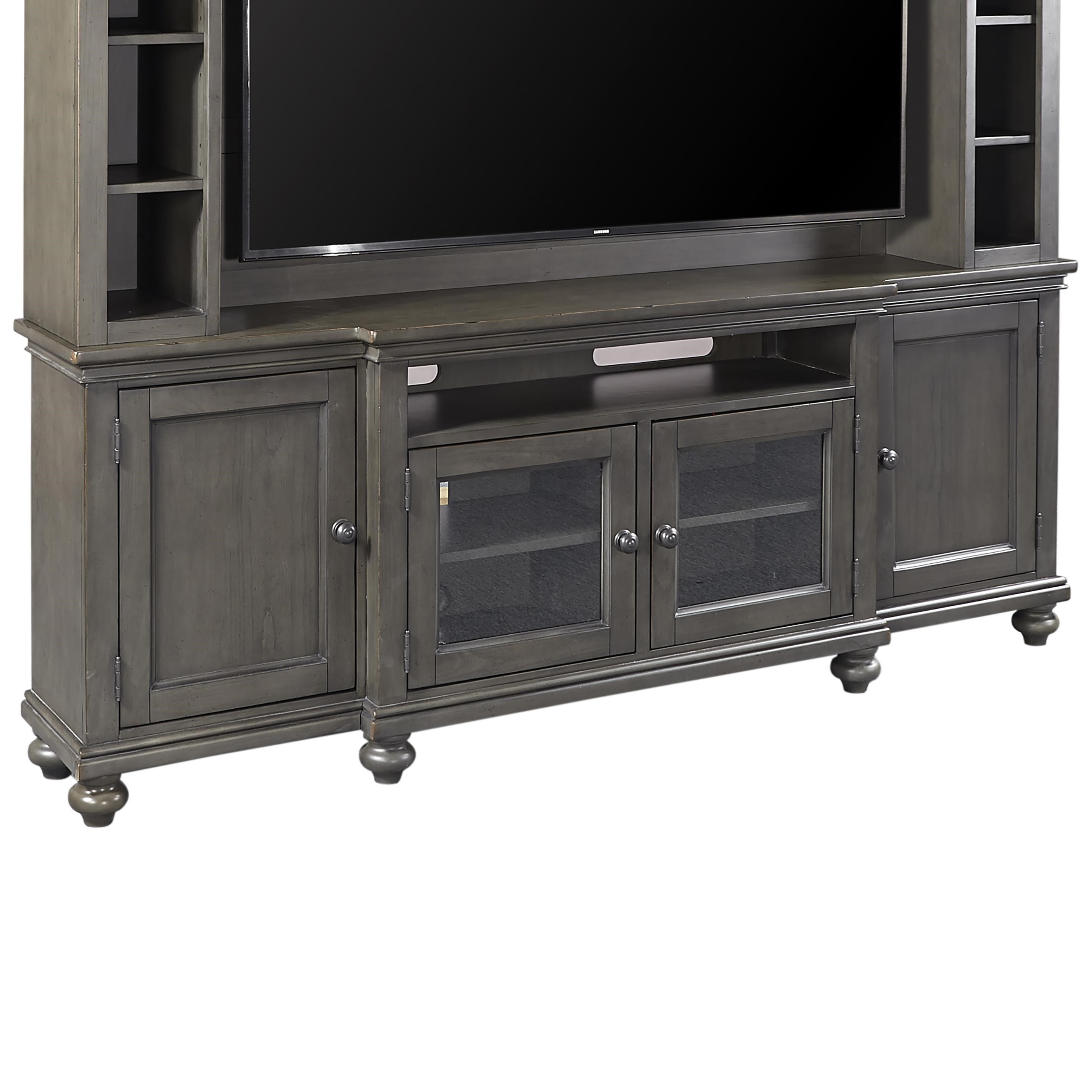 """86"""" Console with Sound Bar Compartment"""