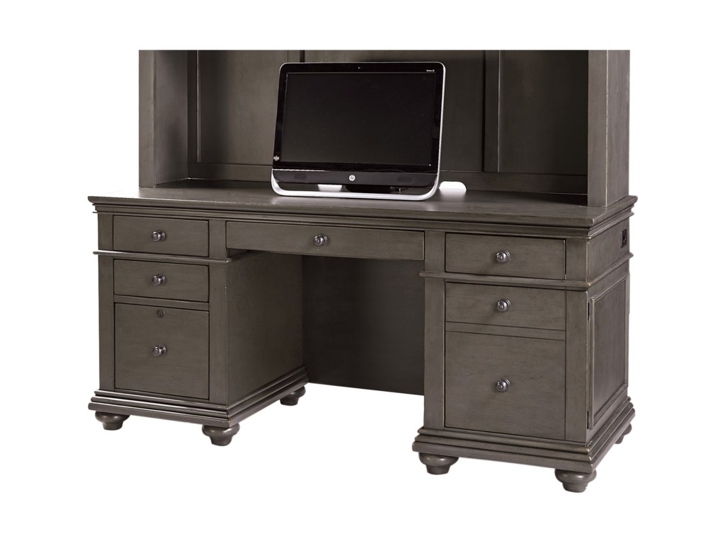 Aspenhome OxfordCredenza Desk